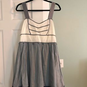Anthropologie Dress- Burlapp